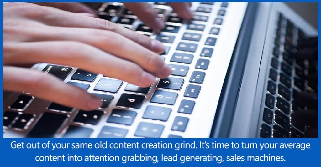 Lead Generating Content