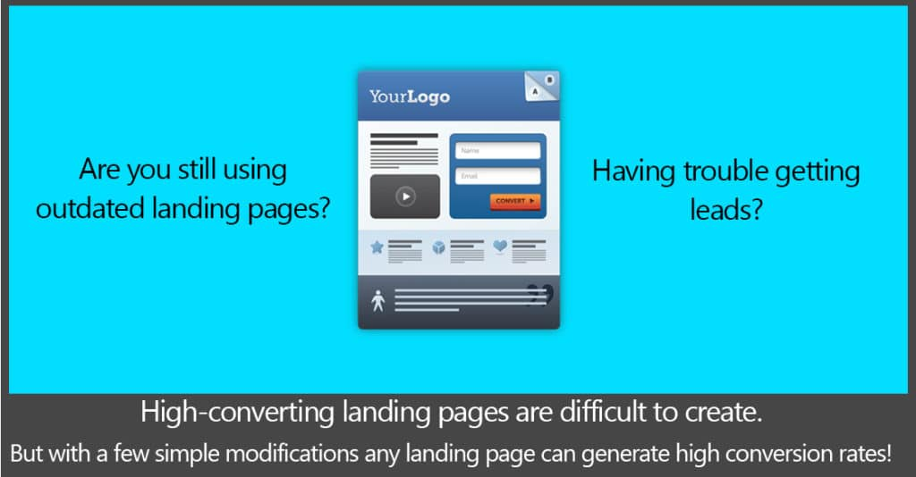 lead generating landing pages