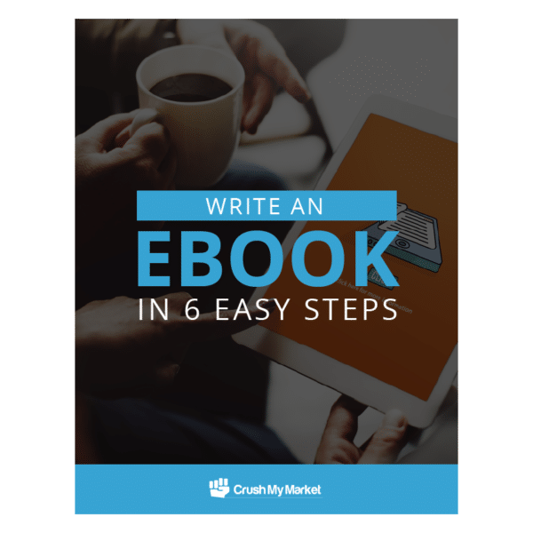 Write an e-Book in 6 Easy Steps